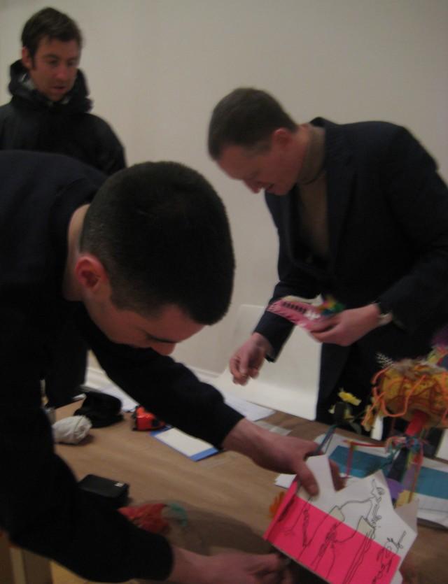 Art Bin, South London Gallery, 2010