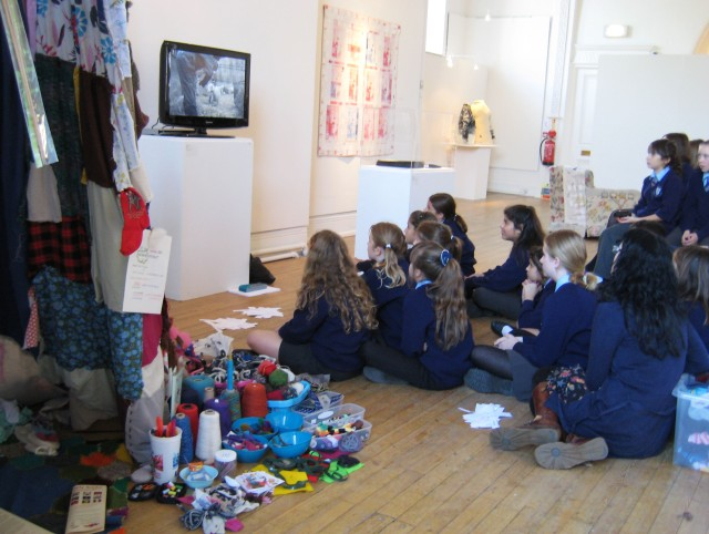 Sock Exchange School at Bury St Edmunds galllery .jpg